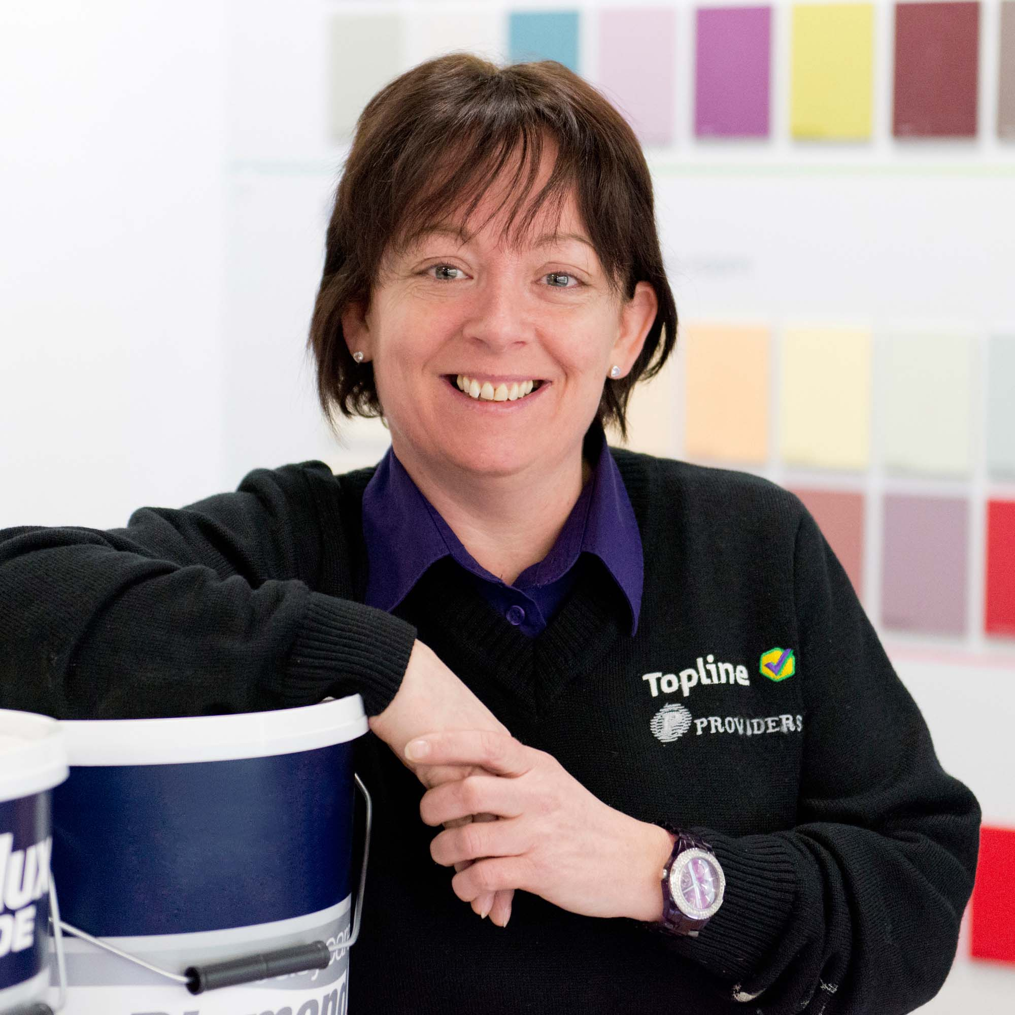 Paint and Wallpaper Manager - Audrey Phibbs