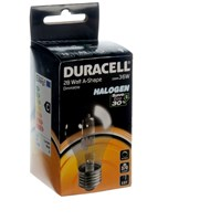 Duracell  Eco Halogen A Shape Light Bulb - 28W ES