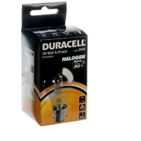 Duracell  Eco Halogen A Shape Light Bulb - 28W BC
