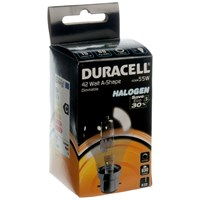 Duracell  Eco Halogen A Shape Light Bulb - 43W BC