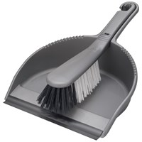 Addis  Dustpan & Brush Stiff Set