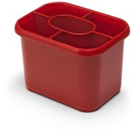 Addis  Cutlery Drainer - Roast Red