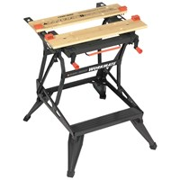Black & Decker  WM550 Dual Height Vertical Clamp Workmate Workbench