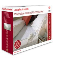 Morphy Richards  Electric Blanket - Double
