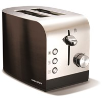 Morphy Richards  2 Slice Toaster - Black