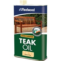 Fleetwood Gardencare Teak Oil - 500ml