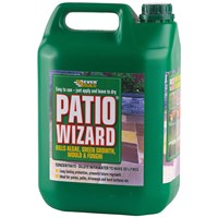 Everbuild  Patio Wizard Concentrate - 5 Litre
