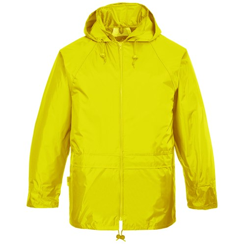 Portwest  Rain Jacket - Yellow