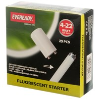 Eveready  Fluorescent Starter - 4-22W