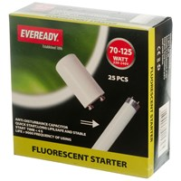 Eveready  Fluorescent Starters - 70-125W