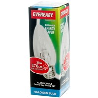 Eveready  Eco Halogen Candle Light Bulb - 28W ES
