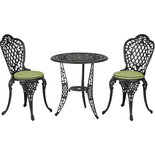 Mercer Donard Mississippi Bistro Garden Furniture Set