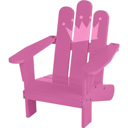 Euroactive  Princess Adirondack Chair