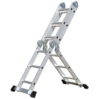 Aluminium Multi-Purpose Ladder - 11ft