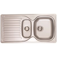 Franke  Stainless Steel Double Bowl Sink