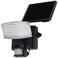 Elro  LED Solar Wall Light with Movement Detector - 2 Piece Adjustable Lamp